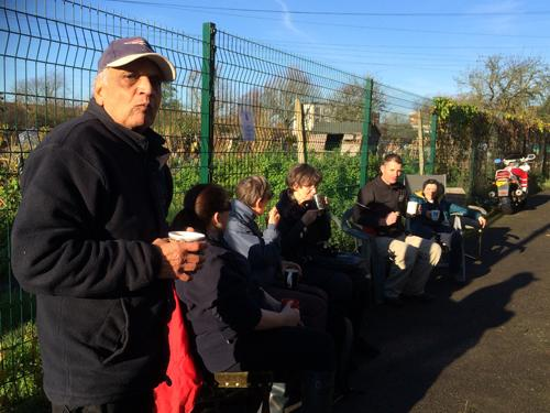Volunteers - Ealing Dean Allotments
