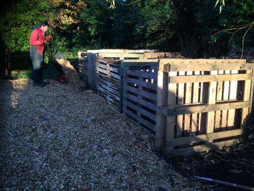 Compost Bins - Ealing Dean Allotments