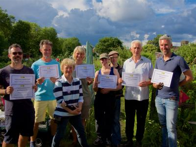 EDAS open day - Award Winners