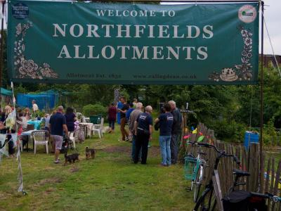 Northfields allotment summer open day 2019