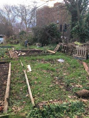 Northfields Allotments