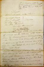 Ealing Dean Allotments Committee minutes 9 July 1835